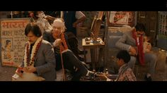 India, The Darjeeling Limited