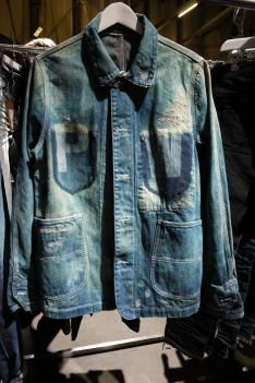 Would love a beaten up denim jacket like this - A/W 15/16: Kingpins Amsterdam trend analysis