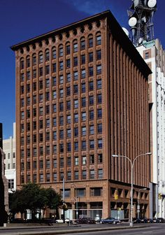 Guarenty Building, Chicago, Alder and Sullivan