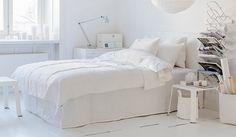 Linens: hot on-trend pre-washed elegance | Bemz