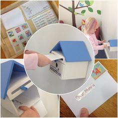 Dear Little Letterbox | Montessori Child