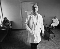 Kåre Kivijärvi has been called Norway's first photographic artist and became a legend in his own lifetime. Waiting Rooms, Photo Essay, Coat, Jackets, Photography, Style, Fashion, Down Jackets, Swag