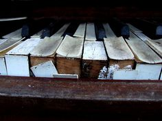 old pianos hang out in Parramatta by amk713, via Flickr
