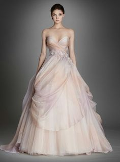JLM Couture, Vika Levina, Wedding Dress