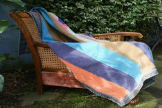 Vintage throw / rug from shabbie £85 with free UK delivery. Unique vintage textile from India