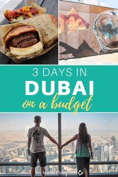 3 Days Traveling in Dubai on a Budget In Dubai, Dubai Hotel, Dubai City, Dubai Mall, Dubai Trip, Dubai Vacation, Dubai Travel, Asia Travel, Dubai Tourism