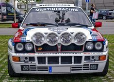 Delta HF Slot Cars, Race Cars, Carros Suv, Good Looking Cars, Martini Racing, Lancia Delta, Fiat Abarth, Car Tuning, Rally Car