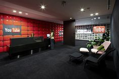 9 youtube space tokyo by klein dytham architecture YouTube Space Tokyo by Klein Dytham architecture