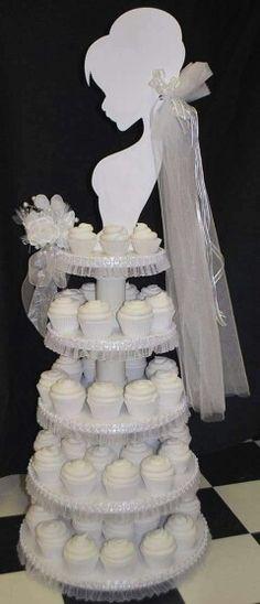 Cupcakes para despedida de soltera