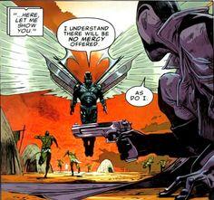 Archangel vs Fantomex