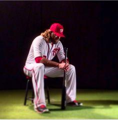 Jayson Werth Washington Nationals Baseball, Best Fan, My Boys, Athlete, Baseball Cards, Sports, Fans, Curly, Sexy