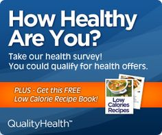 FREE Healthy Low Calorie Recipes & More!