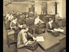 1920s stenographer - Google Search