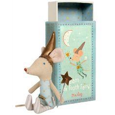 Maileg muis in een doosje Tooth Fairy 15 cm
