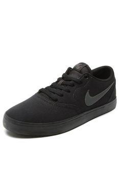 8835a24d37a Tênis Nike SB SB Check Solar Preto