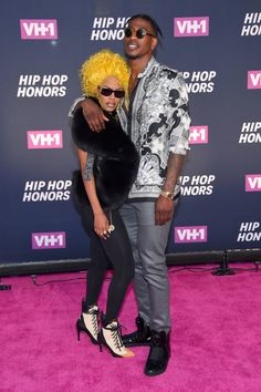 teyana taylor iman shumpert VH1+Hip+Hop+Honors+Hail+Queens+Arrivals+4--IsmzgPUcx