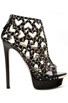 incredible shoes - heart design shoes - Fashion Jot- Latest Trends of Fashion