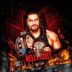 Roman Reigns is sexy as hell and the best #MyFavoriteWrestler 💋💞💖💕💓💗💚💜💛✨