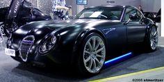 The most beautiful cars 2006 - Weismann GT