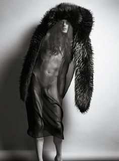 Margiela. .... for winter ??? courage !