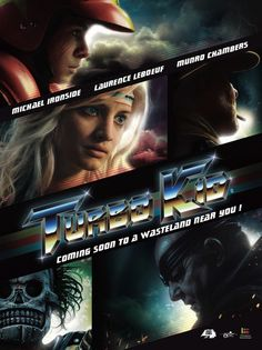 Turbo Kid (2015) poster