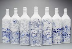 amazing bottle art