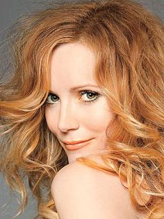 Leslie Mann - I completely adore her. AND she's married to Judd Apatow! I want to hang out at their house!