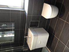 More pictures from a bathroom in Harpenden that I designed and installed