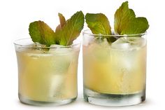 Mojito Margarita. 2 great summer drinks in one!
