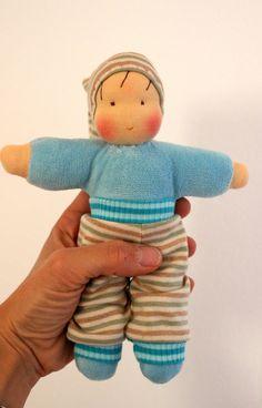 """8"""" waldorf cuddle doll $35.00"""