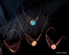32 Meilleures Images Du Tableau Colliers En Macrame Collar Macrame