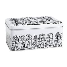 Buy the Taika Metal Box round by Iittala, the multi-purpose storage box by Klaus Haapaniemi, securely and affordably in the home design shop.