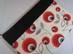 MacBook Pro Case 13 inch Sleeve Padded Cover by NagihanDesigns, $39.50