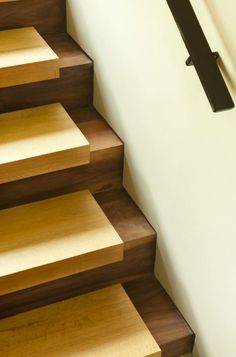 Choat architects - wood stair detail