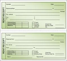 best buy receipt template - customizable and printable rent receipt templates to help