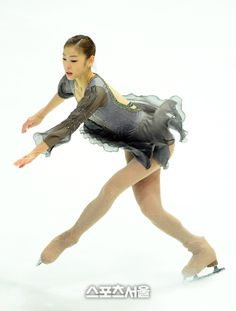 "YUNA KIM is a South Korean figure skater; she prefers to use the 'western' listing of her name with ""Kim"" as surname, instead of 'Kim Yuna.'"