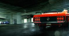 """""""FORD MUSTANG"""" Car Photography, Car Ins, Ford Mustang, Automobile, Mustangs, Behance, Design, Wallpaper, Photos"""