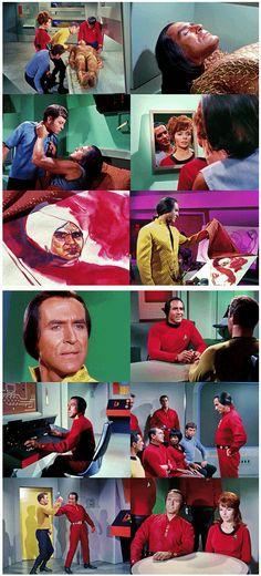 Khan - Star Trek TOS-1.22 Space Seed