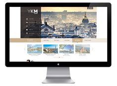 YKM Turizm - Free Time by Murat Kaptı, via Behance