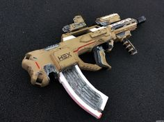 43 Best Nerf Rayven Images Firearms Weapons Guns Weapons