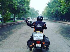 Day 1 of my all India solo ride aka #DigitalYatra.  Delhi To Jaipur  Powered by #Aermoo  #solotraveller  #Soloride #Biketrip #motorbiking #India #Highwaymonks #highways #Roads #Indianroads #travelphotography #Travel #Indian #Indiantraveller #instavacation #instago