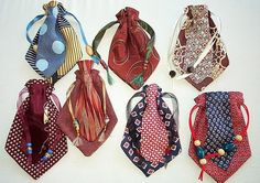 necktie crafts | So what do you think? ? ? ? Hope you enjoy them too! Thanks for ...