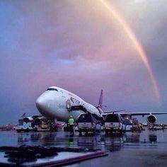 Thai Cargo Boeing 747 freighter