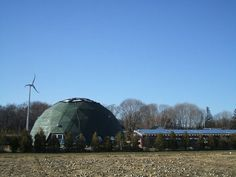 World's Largest Geodesic Dome House Runs On Renewable Power (Photos)