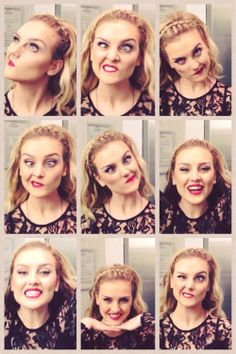 I'm glad zayn is marrying this beautiful girl instead of a Victoria Secret model. Wanna know why? Perrie is prettier and is hillarious and these faces are perfect I love her. YOURE MY ROLE MODEL PEZZ