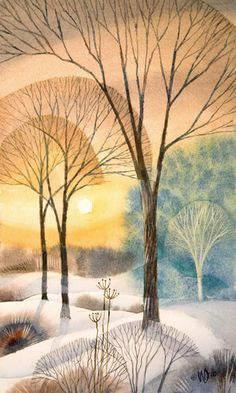 Winter Solstice | Bill Duke Art                                                                                                                                                                                 More