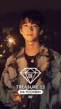 yoonbin Yg Trainee, Korean Celebrities, Celebs, Treasure Boxes, Yg Entertainment, Boy Groups, Kpop, Wallpaper, Music