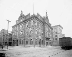 old cotton exchange, Mobile, AL