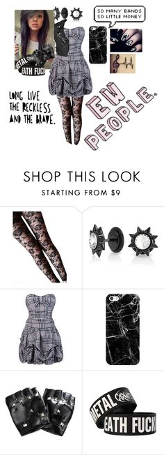 """""""date with ( fav bvb member)"""" by scarlet-snow2603 on Polyvore featuring Bling Jewelry, Yumi, Burberry, Casetify and BESTshop"""