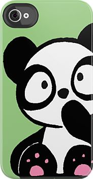 FOR ANNIE!  Cute Retro Kawaii Panda cartoons - iphone 4 4s, iPhone 3Gs, iPod Touch 4g case by Pointsale store